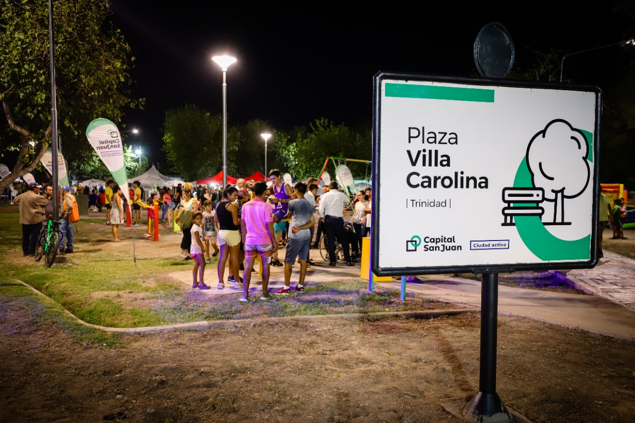 Plaza Villa Carolina